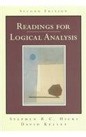 Readings for Logical Analysis