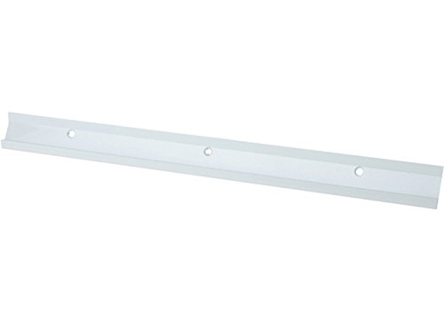 Organized Living freedomRail Rail for freedomRail Closet System, 80-inch - White