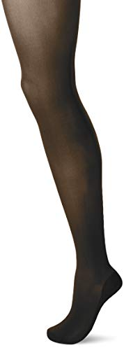 Wolford Women's Satin Opaque Nature Tights Black Medium -