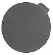 CRL 5 60 Grit PSA Stick-On Sanding Discs - 50 Pack by C.R. Laurence