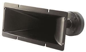 PAL Pro PH391 200 ワット コンプレッションホーンツイーター(4インチx 10インチ)の商品画像
