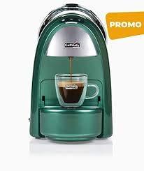 CAFFITALY AMBRA S18 GREEN MACCHINA DA CAFFE