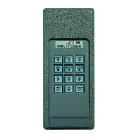 Stanley Gate Opener - Stanley 2986 298601 STAKP 310 MHz Wireless Keypad for Garage Door or Gate Opener