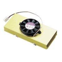 Beige Slot 1 Heatsink Fan Cooler for Pentium II Processor (Slot Pentium 1)