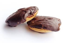 Berger Cookies - Original 15oz pack (Set of 2) - Baltimore delicious, hand-dipped, chocolate fudge cookies. Original homemade recipe ()