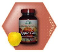 Apple Cals Nature Cure Bee 120 Caplet (Best Homeopathic Treatment For Osteoporosis)
