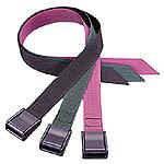 Tamrac S-113 Cam-Lock Cinch Straps (Black) - 1 pair