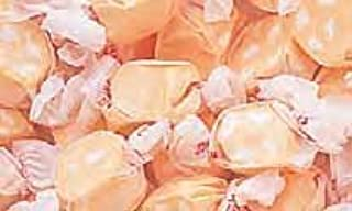 product image for Tangerine Gourmet Salt Water Taffy 1 Pound Bag by Taffy Town
