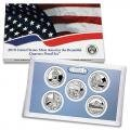 2010 United States Mint America the Beautiful Quarters Proof Set