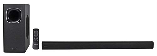 Rockville ROCKBAR 40″ 400w Bluetooth Home Theater Soundbar System w/Wireless Sub