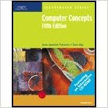 Book Computer Concepts Illustrated - Complete (5th, 04) by Parsons, June Jamrich - Oja, Dan [Paperback (2004)]