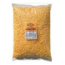 Land O Lakes Shredded Reduced Fat Yellow American Cheese, 5 Pound -- 4 per case. by Land O Lakes