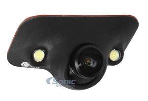 Crimestopper SV-6825 Lip Mount Camera with Ultra-bright LED's for night vision