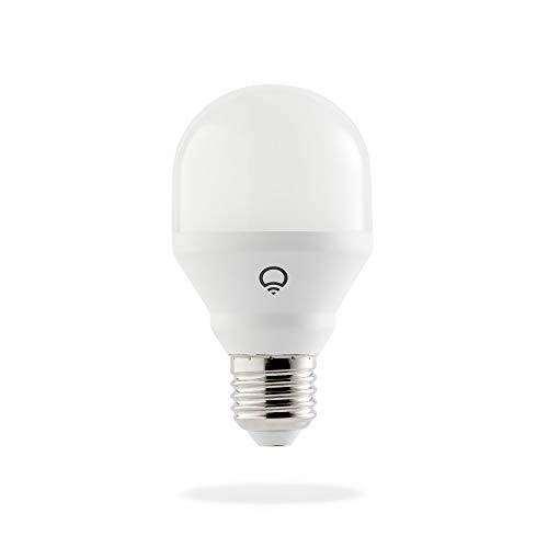 LIFX Mini 800-Lumen LED Light Bulb (HB4L3A19MC08E26) Multi Colored - 4 Pack, 120 volts, 9W - New