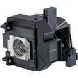 Replacement Lamp with Housing for EPSON Powerlite Pro Cinema 6010 with Osram P-VIP Bulb Inside