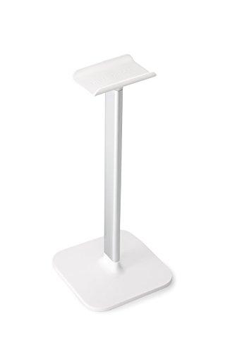 Bluelounge Posto Universal Headphone Stand White Sturdy Aluminium