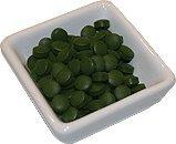 Chlorella Tablets, 1 kilo (Raw) 250 mg
