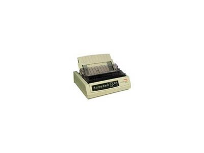 Okidata 62412001 OKI Microline 391 Turbo - Printer - monochrome - dot-matrix - 360 dpi - 24 pin - up to 390 char/sec - parallel, USB by Oki Data