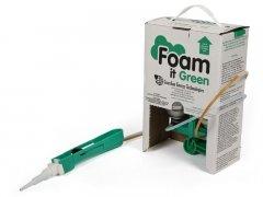 Espuma Que 12 DIY Kit de aislamiento de espuma de poliuretano Spray