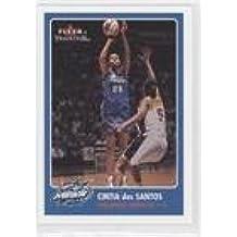 Cintia dos Santos (Basketball Card) 2001 Fleer Tradition - [Base] #64