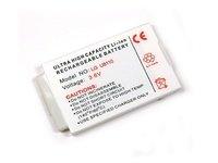 MicroSpareparts Mobile Battery for LG 1200 mAh, MSPP0426 (1,200 Mah Mobile)
