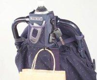 Sip N Stroll - Stroller Cup Holder - Cell phone holder - Navy Color