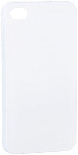 Xcase iPhone-Handytasche: Ultradünne Schutzhülle für iPhone 4/4s weiß, 0,3 mm (iPhone 4s Hülle)