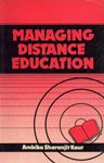 Managing Distance Education