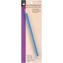 Bulk Buy: Dritz  Water Soluble Marking Pencil Light Blue 683