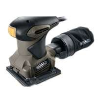 Positec (MACAO Commerci) RK4115 Palm Grip Finishing Sander 2.4-Amp, 1/4'' Sheet by Rockwell