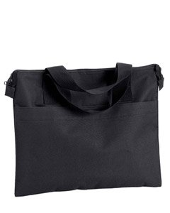 Liberty Bags 8817 Banker Briefcase - One Size - Black by Liberty Bags (Image #1)