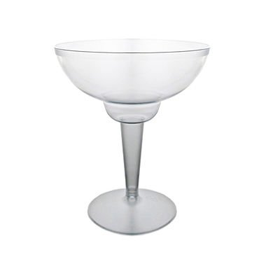Clear Plastic Margarita Cups - 12 oz. - 120 ct.