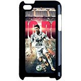 Awesome Handsome Famous Soccer Cristiano Ronaldo Phone Case Cover for Ipod Touch 4th Generation CR7 Real Madrid (Ipod 4 Cases Cr7)