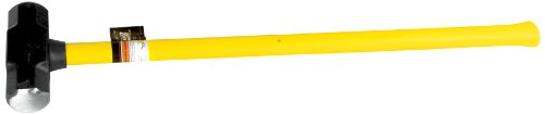 Performance Tool M7113 6 Pound Splitting Maul with Fiberglass Handle