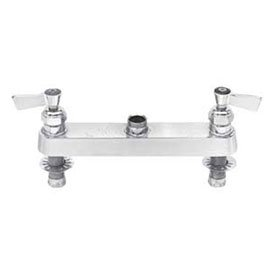 Fisher 8'' Deck Control Valve, Polished Chrome, 3300 by Fisher