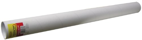 LePage's Seal It Mailing Tube, 3  x  36  Inch, 1 Mailer (GLD04837)