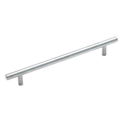 Amerock Bp19012cs-G9 Bar Pull 192mm Steel Sterling (Amerock 192mm Bar Pull)