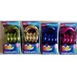 Set of 4! Tangle Jr Metallic Fidget Toys