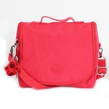 Lancheira Térmica Kipling New Kichirou Jazzy Pink