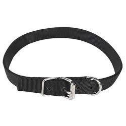 Calf Collar - Nasco Black Nylon Calf Collar - 30