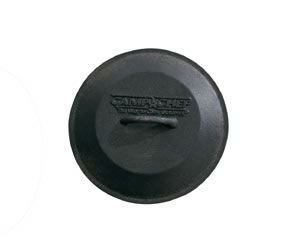 10 inch cast iron skillet lid - 2