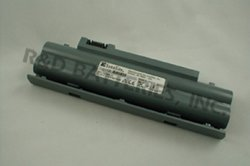 Replacement For IN-0LVD6 11.25 VOLT / 4.3AH LI-ION / LITHIUM IOD BATTERY - SEND US YOUR CASE/HOUSING FOR REBUILD WITH NEW BATTERY(S)