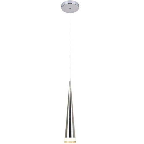 Unitary Brand Modern Nature White LED Acrylic Pendant Light Max 5w Plating Finish ()