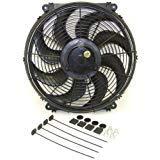 98 grand prix cooling fan relays - Hayden Automotive 3700 Universal Rapid-Cool Thin-Line Electric Fan