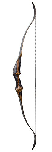 Damon Howatt Diablo Super Elite Archery Bow, Left Handed, 45lb Draw
