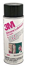 3M Silicone Spray Type Lubricant