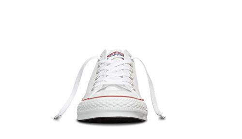 Compra Converse Unisex Chuck Taylor® All Star® Core Ox - Optical White - Men's 4, Women's 6 Medium en Usame