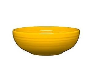 Homer Laughlin 1472-342 Fiesta X-Large 96 oz Bistro Bowl Daffodil from Homer Laughlin