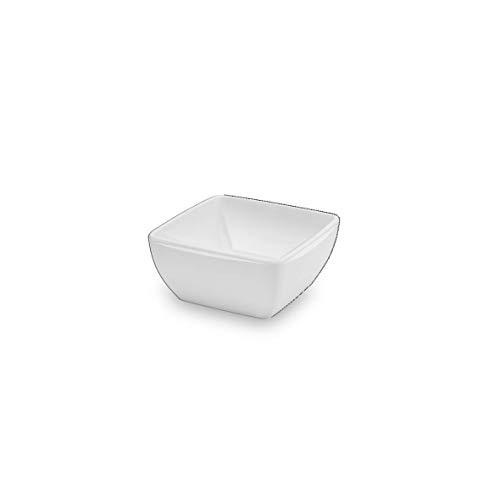 Bowl 8x8x4cm 100ml Db-0100-0 Haus Concept Square Branco
