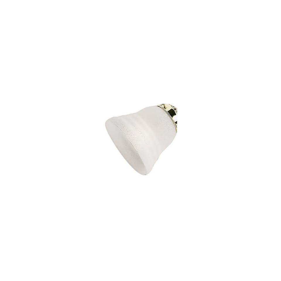 Sea Gull Lighting 1686 39 Ceiling Fan Glass Light Shade, Clear Seeded Glass